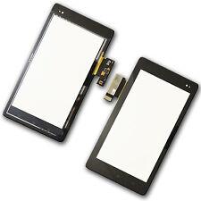 """Per Huawei Ideos S7-201u S7 Slim 7 """" Disco Pannello Touch Schermo Vetro"""