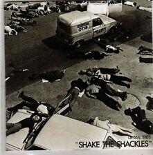 (CA931) Crystal Stilts, Shake The Shackles / Magnetic Moon - 2011 DJ CD