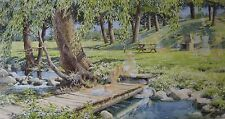 Charles L. Peterson - Picnic - Collector Edition - Signed & No. TBD/