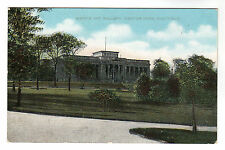 Mappin Art Gallery - Sheffield Photo Postcard 1909
