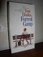 Forrest Gump starring Tom Hanks (VHS,1995,NEW)
