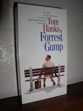 Forrest Gump starring Tom Hanks (VHS,1995,NEW)