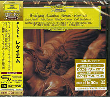 KARL BOHM (CONDUCTOR)-MOZART: REQUIEM -JAPAN SHM-CD D46