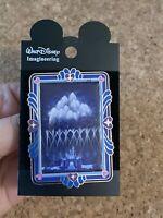 WDI Disney Castle With Fireworks —LE 500—