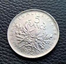 France 5 francs 1972