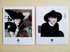 EXO K M Coex POLAROID CARD SM OFFICIAL GOODS - Suho (Ver.1 & Ver.2)  New