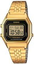 Casio Damenuhr  Retro Uhr LA680WEGA-1ER Digitaluhr