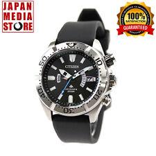 Citizen Promaster Marine PMD56-3083 Eco-Drive Radio Watch 100% Genuine JAPAN