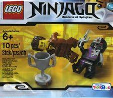 Lego Ninjago Masters of Spinjitzu Dareth vs Nindroid 5002144 polybag Entièrement neuf sous emballage