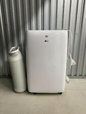LG 8000 BTU Portable Air Conditioner LP0820WSR with remote control