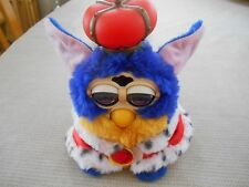 """Tiger Electronics Royal Furby Special Limited Edition 6 1/2"""" Pre Owned"""