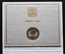 Vatikan 2020 *  2 Euro Gedenkmünze 100. Geburtstag Papst Johannes Paul II