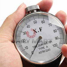 Durometer Meter Hardness Tester Shore Type A Rubber Tire Calibrated Measurement