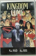 Kingdom Come Book #2 DC Elseworlds Comic Mark Waid Alex Ross 1996 NM