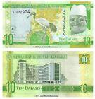 Gambia 10 Dalasis 2015 New Design P-32 Banknotes UNC