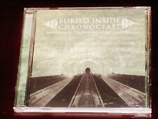 Buried Inside: Chronoclast - Selected Essays CD 2004 Relapse Recs USA RR 6929-2