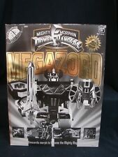 Mighty Morphin Power Rangers Megazord Black & Gold Special Edition Bandai 1993