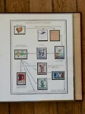 Timbres - Collection thématique : L'ATOME - Découverte et applications