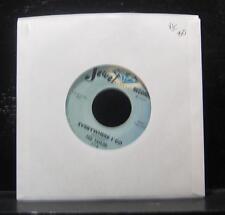 "Ted Taylor - Everywhere I Go / Keep Walking On  VG 7"" Vinyl 1965 Jewel 774"