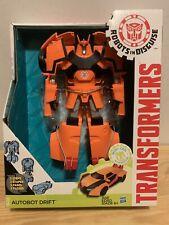 Transformers HyperChange 8inch AutoBot Drift