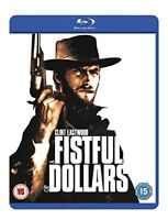 A Fistful of Dollars [Blu-ray] [1964] [DVD][Region 2]