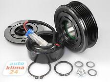 Klimakompressor  SANDEN  SD6V12  Magnetkupplung Opel Meriva Diesel 1854112 NEU