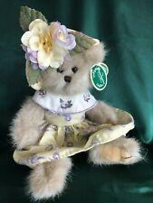"Bearington Collection - Plush Easter Bear - 10"" - Paxton"