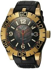 Gevril GV2 8001 La Luna Limited Edition Men's Swiss Made Automatic Watch NEW