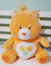 CARE BEAR FRIEND BEAR TEDDY BEAR PLUSH TOY! CUTE SOFT TOY! APPROX 31CM SEATED!