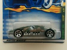 Hot Wheels Lakester Rod Squadron Series Golden Eagle Camo Toy Car Diecast 1997