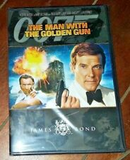 James Bond 007: The Man With The Golden Gun (DVD, 2007) Free Shipping!