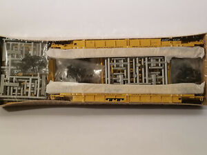HO Walthers TTX Double Stack cars, 4 car set #25010, new in sealed box