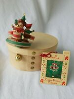 Hallmark Ornament Country Treasures Collection- Little Drummers