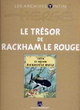 Hergé – Archives Tintin – Le Trésor de Rackham le Rouge