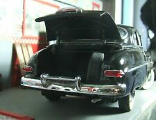 1949 Ford Mercury Club Coupe Danbury Mint 1/24 + bonus