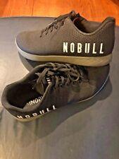 No Bull Mens Superfabric Training Shoes Black Sneakers Sz Men 13