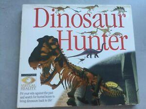 CD-ROM:  Eyewitness Dinosaur Hunter (Windows) (Eyewitness vi... by CD-ROM CD-ROM