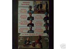 Altes Blechschild Militär Speisekammer Wehrmacht  Werbung Reklame gebraucht used