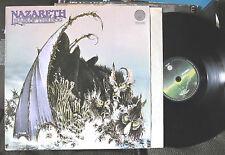 Nazareth Hair Of The Dog  LP Vinyl 1975 german vertigo 6370405 matrix 1Y/2Y RARE