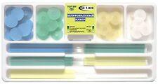Dental Composite Finishing Polishing Steam Discs assorted kit 48pcs+strips 75pcs