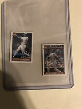 1991 Topps Micro Ken Griffey Jr #790 And All Star Lot