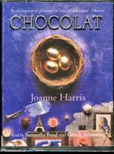 Audio book - Chocolat by Joanne Harris   -   Cass   -   Abr