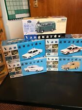 VANGUARDS POLICE CARS 1 :43 SCALE