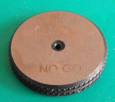 M1.6 x0.35 Screw Thread Ring Gauge NoGo 6g ...... NEW........Quality no go