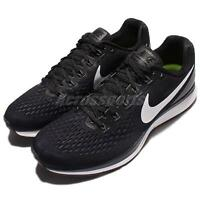 Nike Air Zoom Pegasus 34 Black White Men Running Shoes Sneakers 880555-001