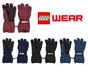 LEGO® Wear Skihandschuhe Handschuhe Mädchen Junge 4 Farben 104-164 2021-22 NEU!