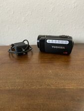 Toshiba Camileo X400 High Definition Camcorder Excellent Condition Free Shipping