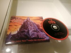 """In Flames CD Digi-Pack / """"The Jester Race - Black Ash"""" / Top / very good"""