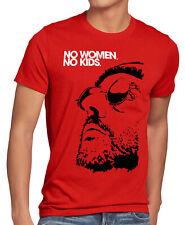 No Women, No Kids Herren T-Shirt leon der profi reno jean killer mafia mathilda
