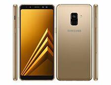 Samsung Galaxy A8 64GB A530FD GSM Factory Unlocked International Version Gold